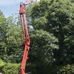 spiderlift hire nottingham