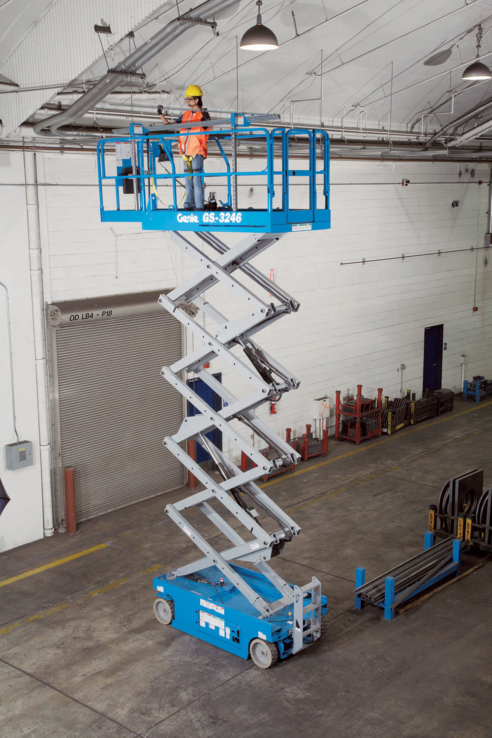 Hire Genie Gs 3246 11 8m Uk Powered Access