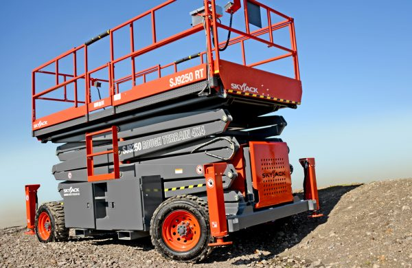 hire outdoor scissor lift east midlands