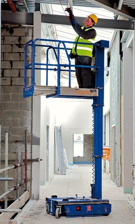 hire nano power tower east midlands