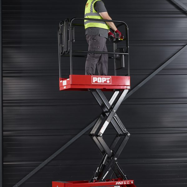 hire low level access east midlands