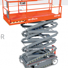 hire indoor scissor lift east midlands