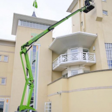 hire nifty cherry picker east midlands