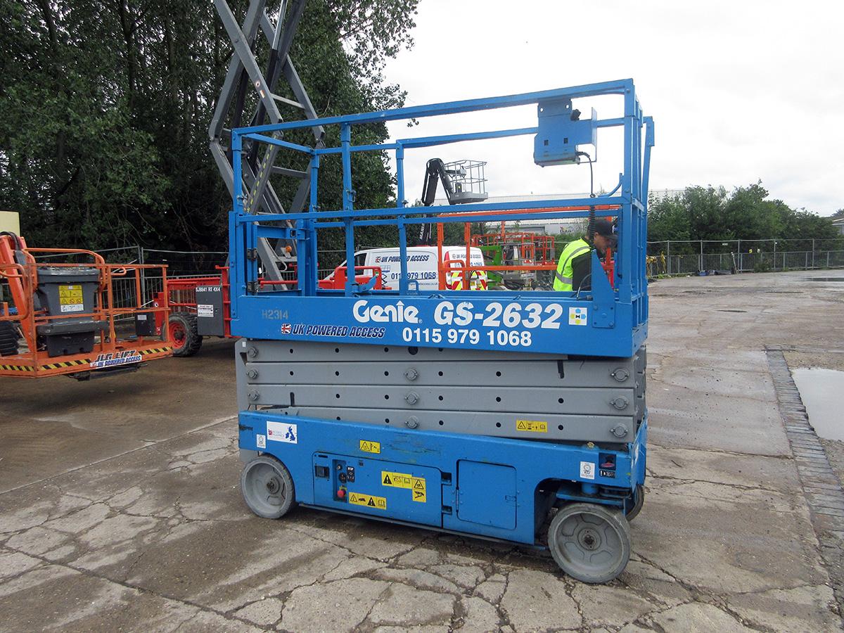 hire genie gs 2632