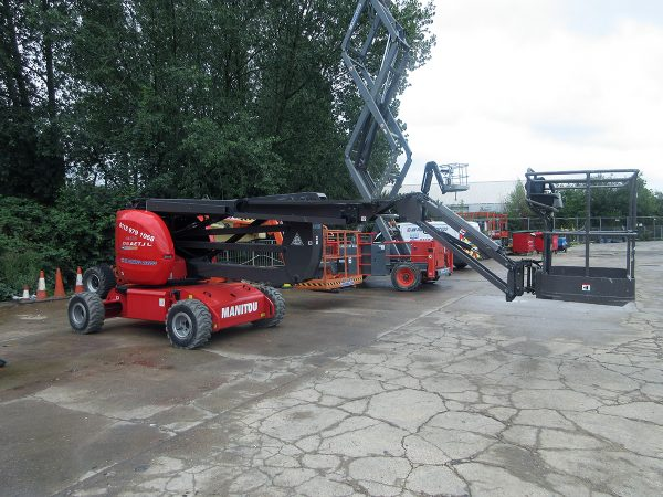 hire manitou 170 cherry picker