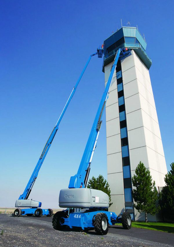 hire genie cherry picker east midlands