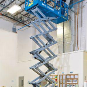 hire indoor scissor lift east midlands