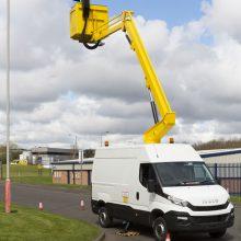 Vehicle mount hire