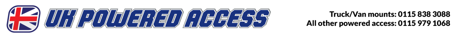 UK Powered Access Logo