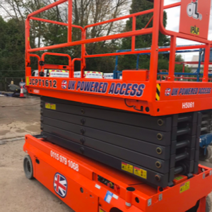 Hire Genie GS-4047 13 9m @ UK Powered Access